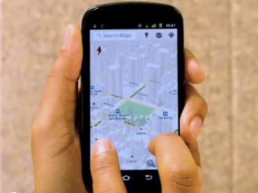 Google будуть показувати 3d моделі міст