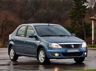 обновленный Renault Logan.