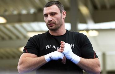Виталий Кличко решил с кем выйдет на ринг НСК Олимпийский