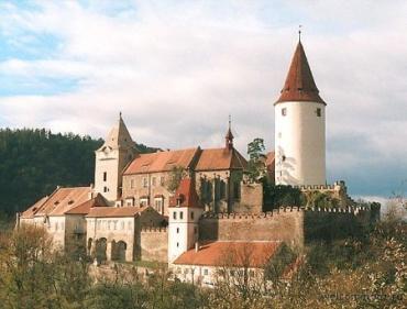 Лоучень – замок-лабиринт